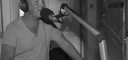 Robert Feelgood Bij Ministry Of Beats Op Radio Decibel